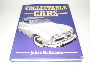 COLLECTABLE CARS (McNamara 1986)